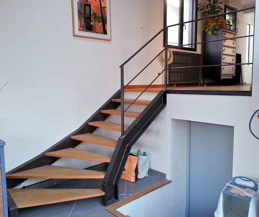 Design renovation rambarde escalier calais 1232 for Rambarde escalier design